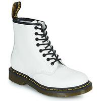 Skor Boots Dr Martens 1460 Vit