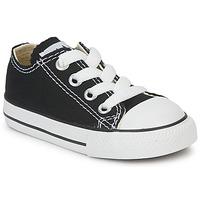 Skor Barn Sneakers Converse ALL STAR OX Svart