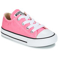 Skor Flick Sneakers Converse CHUCK TAYLOR ALL STAR CORE OX Rosa