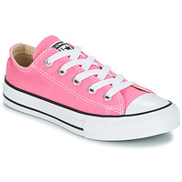 Skor Flickor Sneakers Converse CHUCK TAYLOR ALL STAR CORE OX Rosa