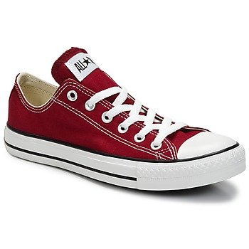 Skor Sneakers Converse ALL STAR CORE OX Cranberry / Brun