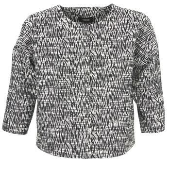 textil Dam Jackor & Kavajer Mexx MX3002331 Svart / Vit