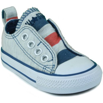 Skor Barn Sneakers Converse AS SLIP OX AZUL