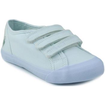 Skor Barn Sneakers Le Coq Sportif SAINT MALO PS STRAP BLANCO
