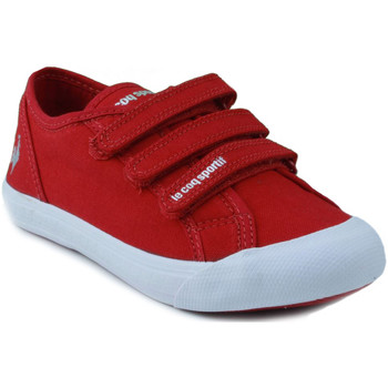 Skor Barn Sneakers Le Coq Sportif SAINT MALO PS STRAP ROJO