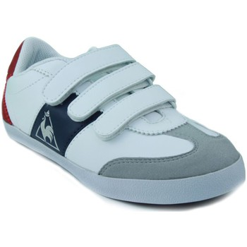Skor Barn Sneakers Le Coq Sportif MEXICO PS STRAP BLANCO