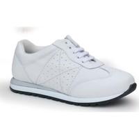 Skor Dam Sneakers Calzamedi DEPORTIVA BLANCA Y BLANCO