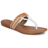 Skor Dam Sandaler Lucky Brand DOLLIS Vit / Mint