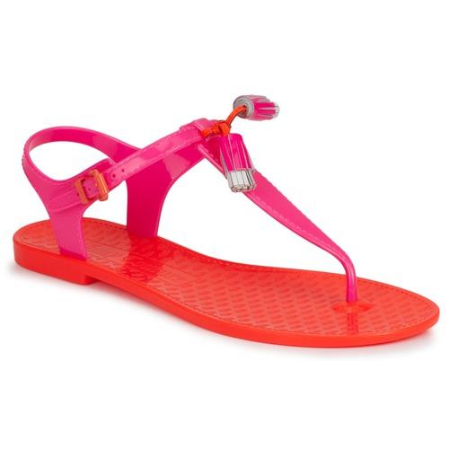 Skor Dam Sandaler Juicy Couture WISP Neon / Rosa