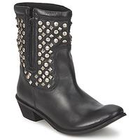 Skor Dam Boots Friis & Company DUBLIN JANI Svart