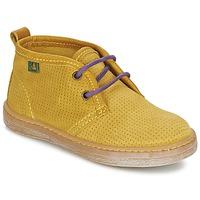 Skor Pojk Boots El Naturalista KEPINA Gul