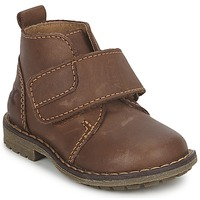 Skor Pojkar Boots Citrouille et Compagnie MELDUNE Brun