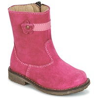 Skor Flick Boots Citrouille et Compagnie PISTY FUCHSIA