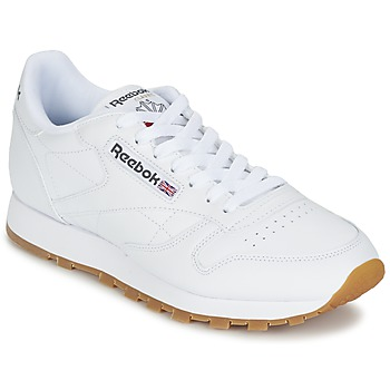 Skor Sneakers Reebok Classic CLASSIC LEATHER Vit