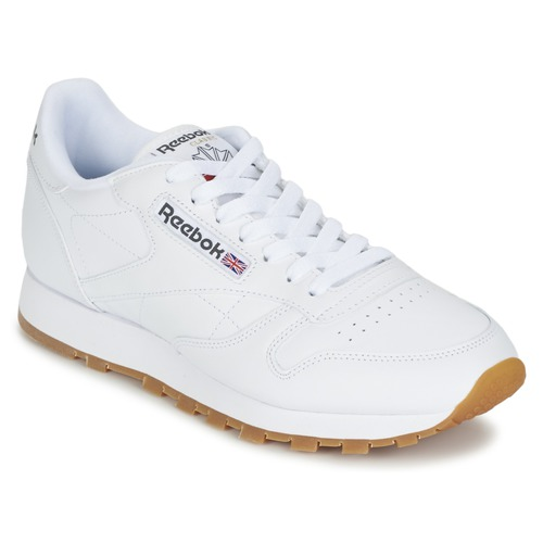 Skor Sneakers Reebok Classic CLASSIC LEATHER Vit