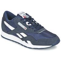 Skor Herr Sneakers Reebok Classic CLASSIC NYLON Blå