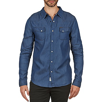 Skjortor Japan Rags RONDAL Blå 350x350