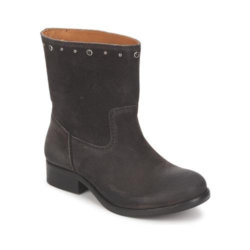 Skor Dam Boots Koah NOMADE Svart