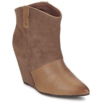 Skor Dam Boots Koah LIBERTY Mullvadsfärgad