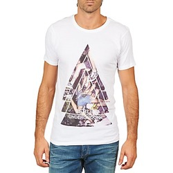 textil Herr T-shirts Eleven Paris BERLIN M MEN Vit