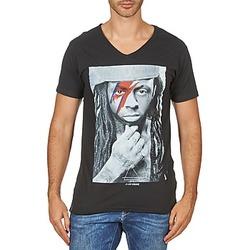 textil Herr T-shirts Eleven Paris KAWAY M MEN Svart