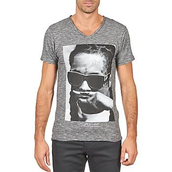 textil Herr T-shirts Eleven Paris LILY M MEN Grå