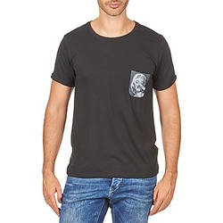 textil Herr T-shirts Eleven Paris MARYLINPOCK MEN Svart