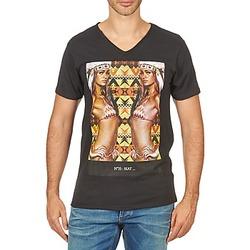 textil Herr T-shirts Eleven Paris N35 M MEN Svart
