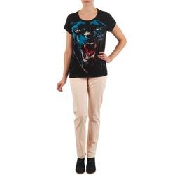 textil Dam Chinos / Carrot jeans Eleven Paris PANDORE WOMEN Rosa