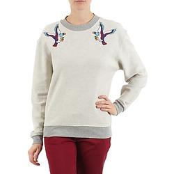 textil Dam Sweatshirts Eleven Paris TEAVEN WOMEN Grå
