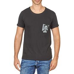 textil Herr T-shirts Eleven Paris WOLYPOCK MEN Svart