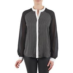 textil Dam Skjortor / Blusar Manoukian RAGANE Svart