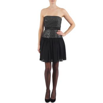 textil Dam Korta klänningar Manoukian JENNI Svart