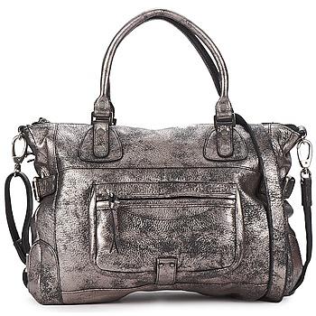 Väskor Dam Handväskor med kort rem Sabrina CAMILLE Silverfärgad