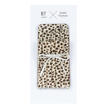 Accessoarer Dam Skodekorationer Betty London LANGUETTE DEOPAR Leopard