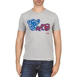 textil Herr T-shirts Wati B TSMIKUSA Grå