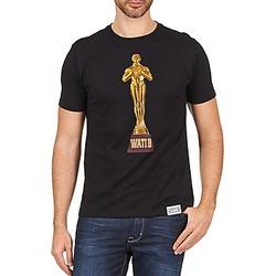 textil Herr T-shirts Wati B TSOSCAR Svart