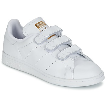 Skor Sneakers adidas Originals STAN SMITH CF Vit