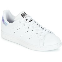 Skor Flick Sneakers adidas Originals STAN SMITH J Vit