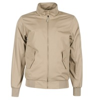 textil Herr Vindjackor Harrington HARRINGTON Beige