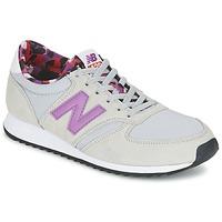 Skor Dam Sneakers New Balance WL420 Grå / Violett