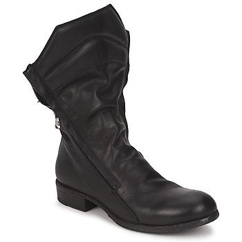 Skor Dam Boots Strategia FIOULI Svart