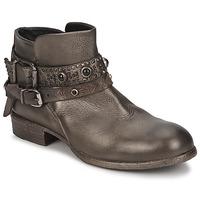 Skor Dam Boots Strategia YIHAA Silverfärgad