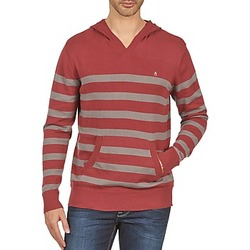 textil Herr Sweatshirts Nixon MCKOY SWEATER MEN'S Bordeaux