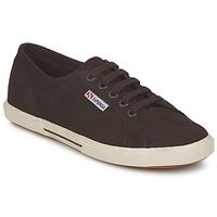 Skor Dam Sneakers Superga 2950 Choklad