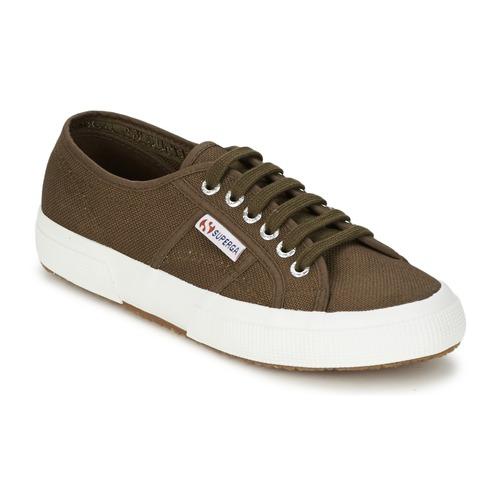 Skor Sneakers Superga 2750 COTU CLASSIC Army