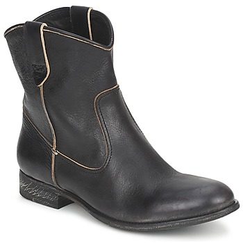 Skor Dam Boots n.d.c. SAN MANUEL CAMARRA SLAVATO Svart