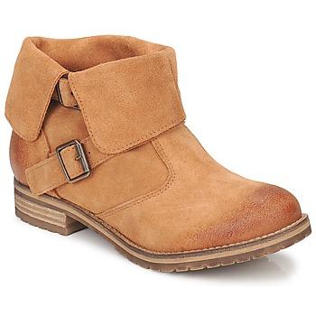 Skor Dam Boots Casual Attitude ELDONE Brun