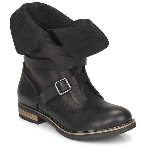 Skor Dam Boots Casual Attitude GRAVINE Svart