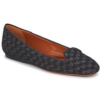 Skor Dam Loafers Missoni WM069 Svart